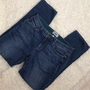 Paige Porter Midrise Jeans